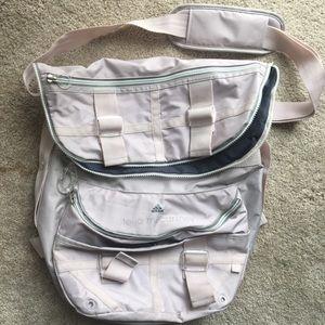 Stella McCartney Adidas Lilac Large Gym Bag